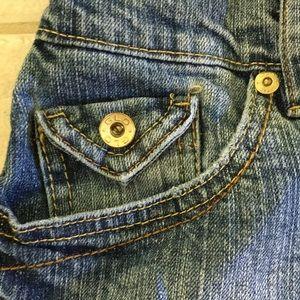 GLO jeans Shorts - Jean Shorts
